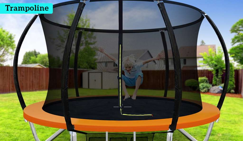 Trampoline Afterpay